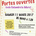 portes ouvertes du 11 mars 2017