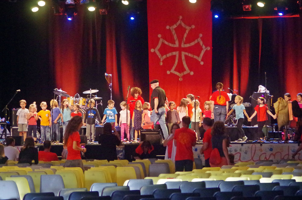 Photo du concert Nadau Muret 19 septembre 2019